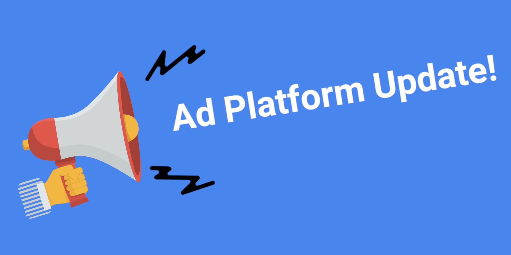 Major Search Update for Dynamic Creative Ad Platform
