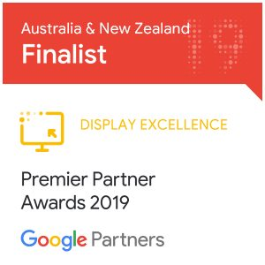 Awards - Google Display Finalist