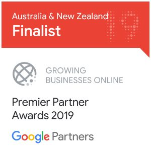 Awards - Google Business Finalist