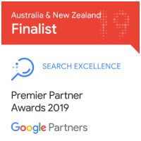 Awards - Google Search Finalist